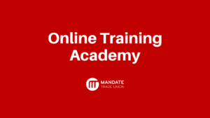 Link to Mandate's Online Training Academy